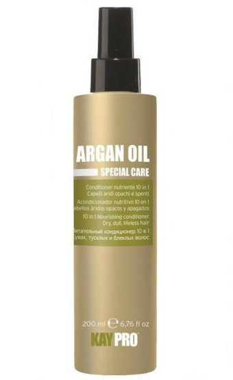 Кондиционер для волос 10 в 1 Kaypro Argan Oil Special Care Nourishing Conditioner, 200 мл